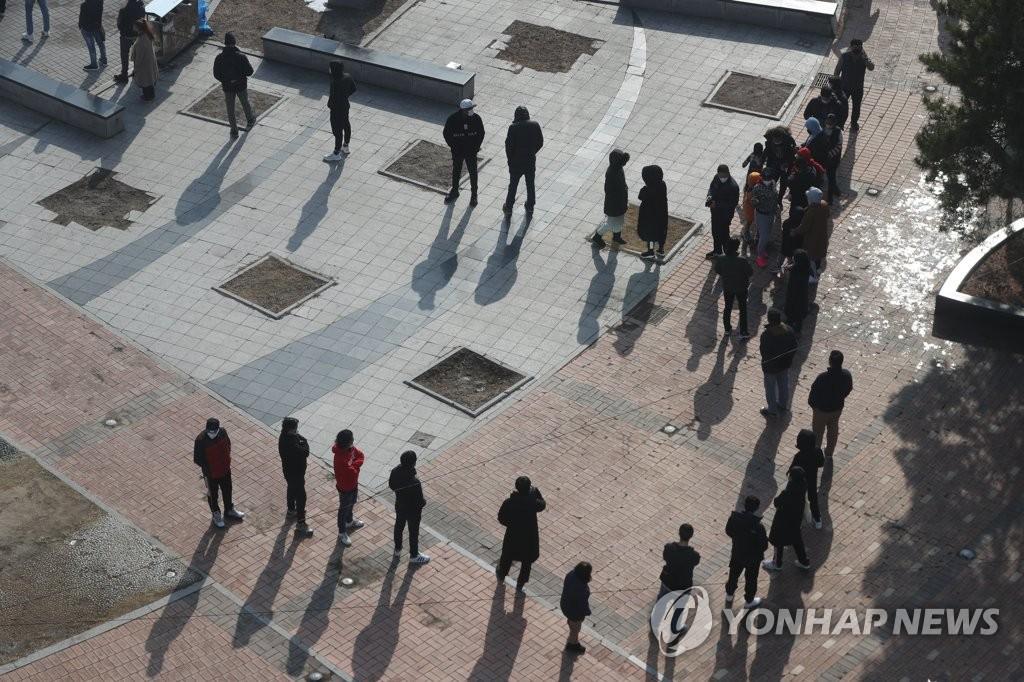 詳訊:南韓新增424例新冠確診病例 累計91240例