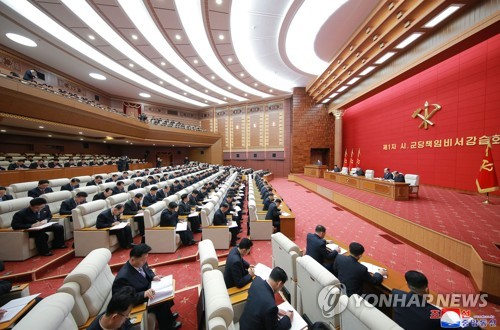 朝鮮黨委責任書記講座