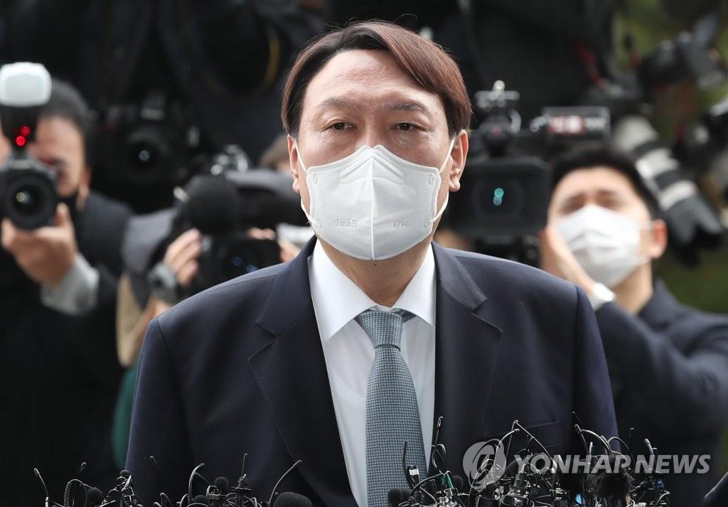 詳訊:韓檢察總長尹錫悅表明辭意