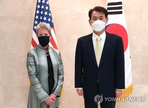 美國:韓美達成六年期防衛費協定