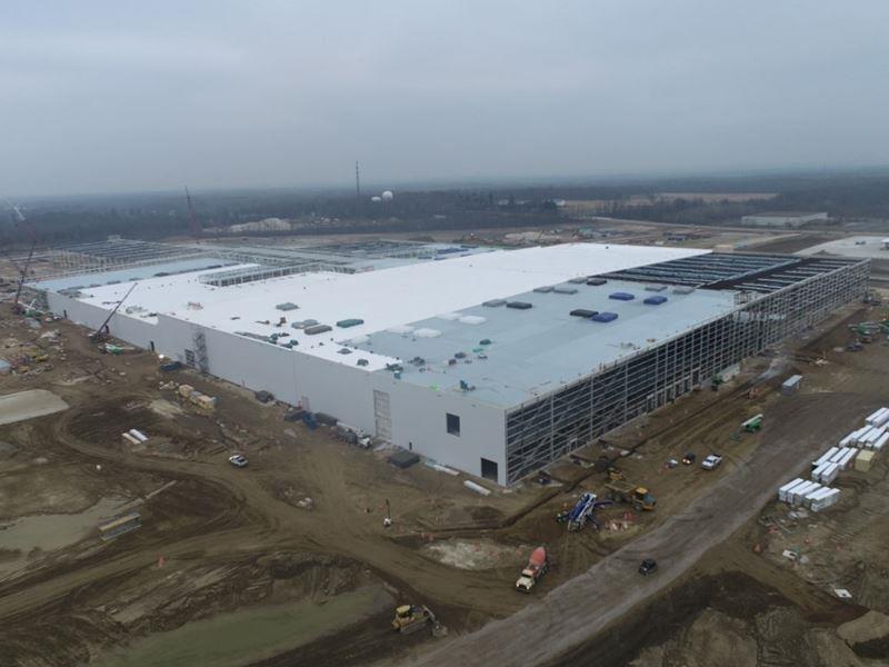LG能源解決方案與通用在美建第二家合資電池廠