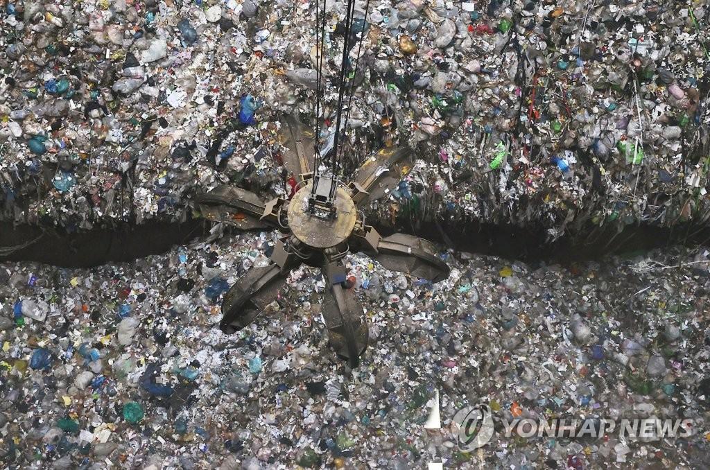 韓垃圾填埋難以為繼 十年後或迎垃圾大亂