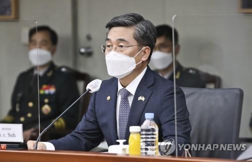 南韓防部:防長訪印無討論四國集團問題計劃