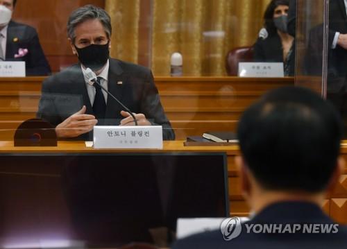 美國務卿:朝鮮居民飽受威權政府虐待
