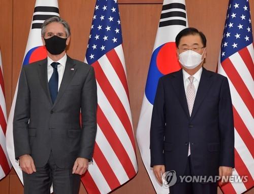 詳訊:韓美外長會談強調無核化迫切性與重要性