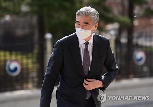 消息:美對朝代表訪韓期間或會見統一部高官