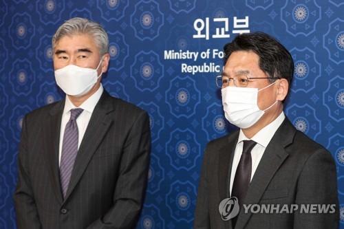 詳訊:韓美日對朝代表下周在韓舉行雙邊和三邊會談