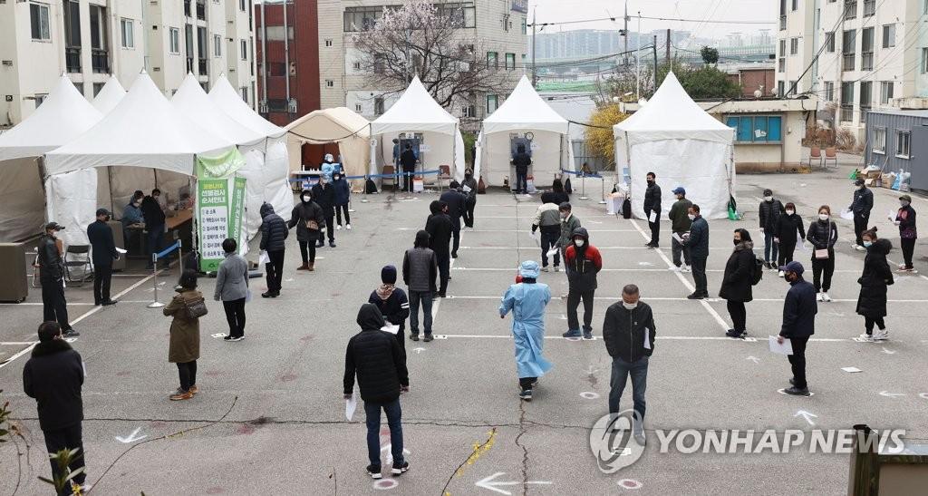 詳訊:南韓新增428例新冠確診病例 累計99846例