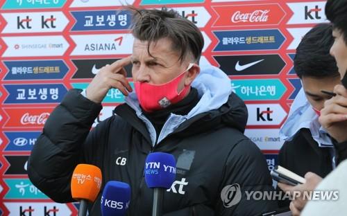 南韓女足主帥:將力爭拿到出線權