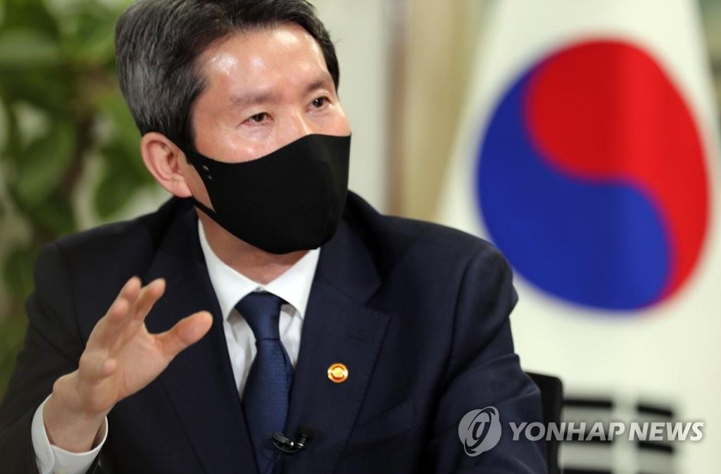 韓統一部長吁朝鮮積極響應國際人道合作
