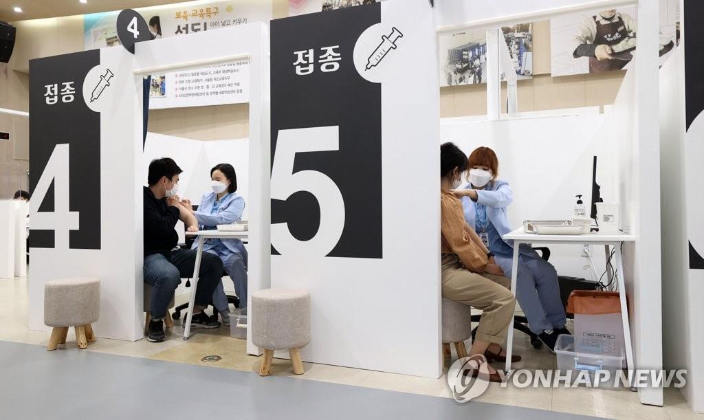 韓75周歲以上人群明起施打輝瑞疫苗