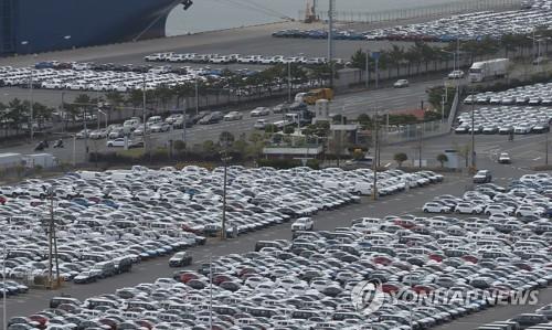 韓5月汽車生產出口同比均增加 內銷減一成