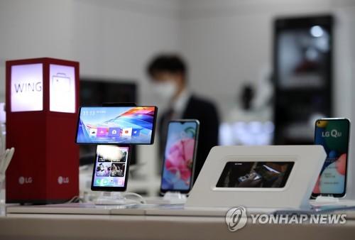 LG電子將重新調配3700名手機業務人員