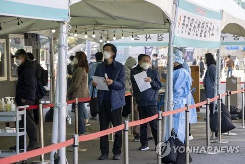 詳訊:南韓新增731例新冠確診病例 累計111419例