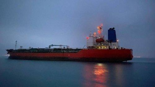 被伊朗所扣南韓船舶獲釋
