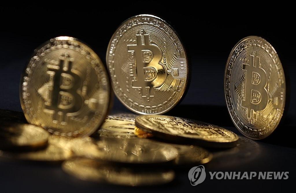 韓比特幣單價升至46.3萬元