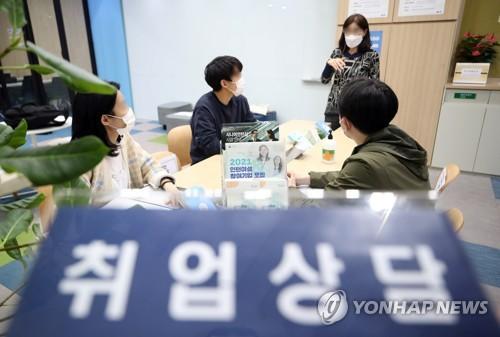 簡訊:韓3月就業人口同比增31.4萬人 失業率4.3%