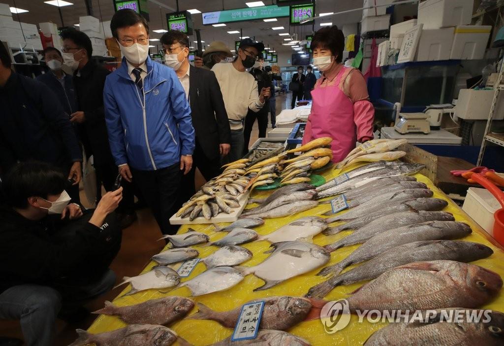 韓海水部研討普查日產海鮮原產地