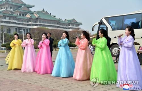 朝鮮慶祝金正恩執政9週年