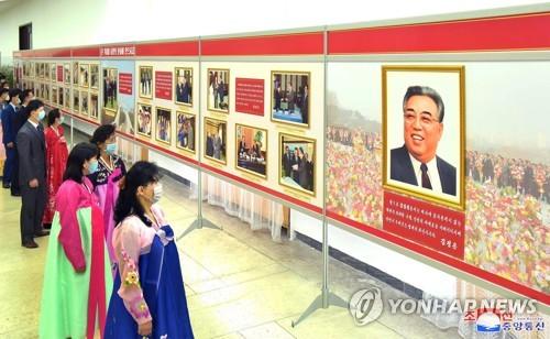 朝鮮太陽節慶祝氛圍濃厚 無挑釁跡象