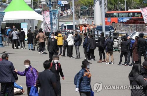 詳訊:南韓新增698例新冠確診病例 累計112117例