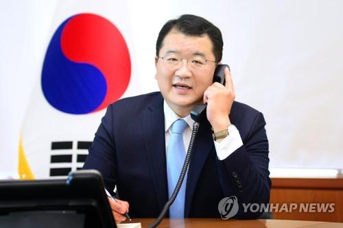 韓副外長崔鐘建將訪美會見美副國務卿謝爾曼