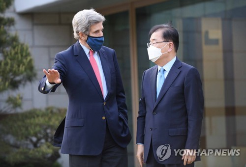 美氣候特使:堅信日本與國際原子能機構就核水入海緊密合作