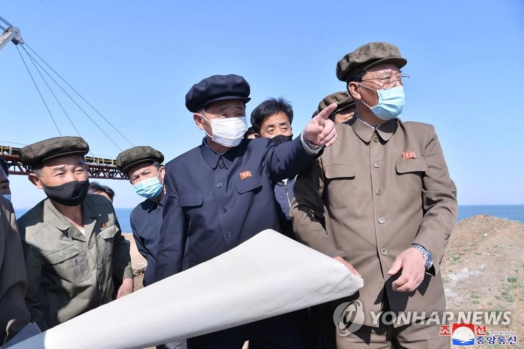 朝鮮總理視察經濟一線