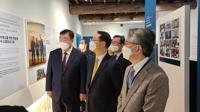 韓中日三國合作秘書處成立10週年圖片展舉行