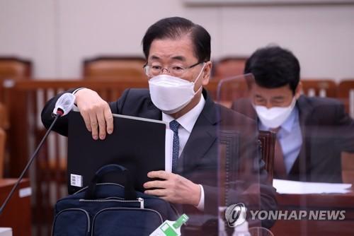 韓外長:要求美方拿出支援日方核污水入海的根據