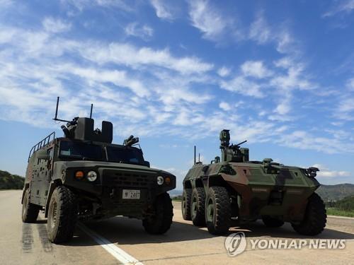 南韓完成無人偵察車探索式開發