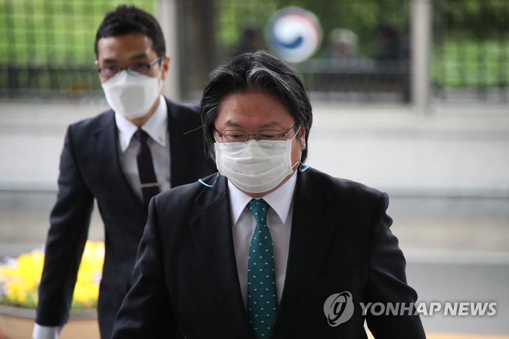 韓政府強烈抗議日外交藍皮書主張獨島主權