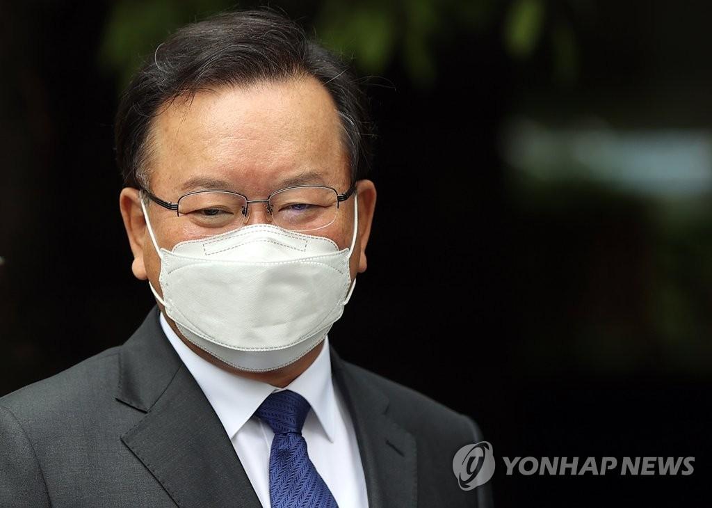 詳訊:南韓國會批准任命金富謙為新任總理