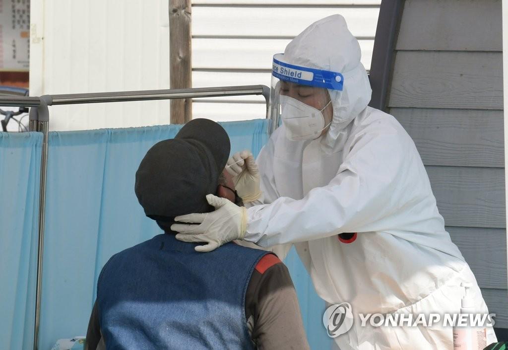 詳訊:南韓新增676例新冠確診病例 累計124945例