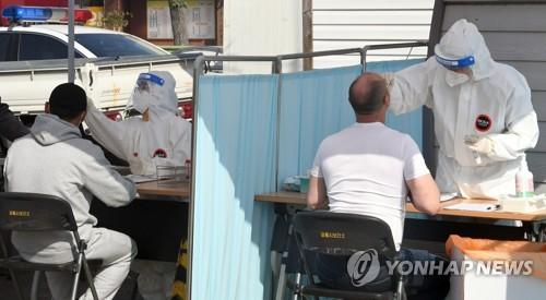 韓東部城市江陵新增43例外籍勞工確診病例