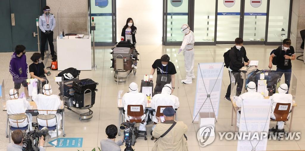 詳訊:旅印韓僑首批172人乘機回國