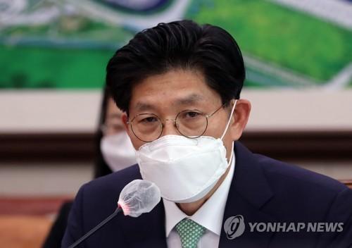 南韓土部長官人選聽證報告獲國會通過