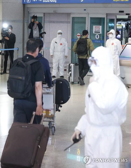 首批回國旅印韓僑172人中1人確診新冠