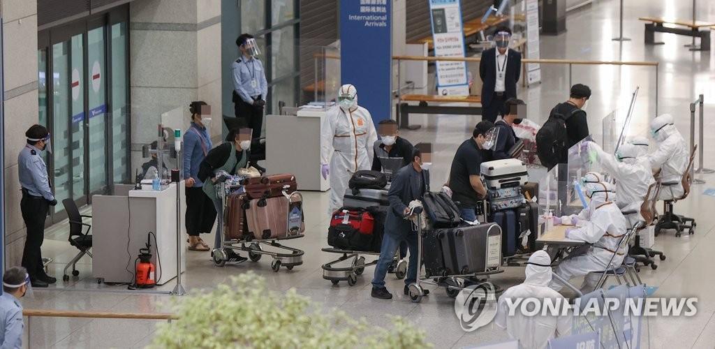 旅印韓僑回國