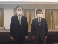 韓外交部:韓美日外長商定就美國對朝政策加強合作