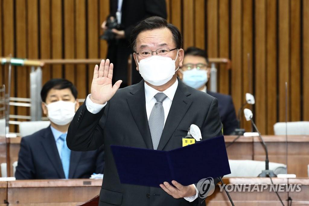 韓總理被提名人:就核污水排海問題繼續向日本施壓