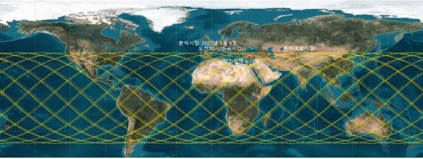 韓政府:長征五號B火箭殘骸今墜落 不會影響韓半島