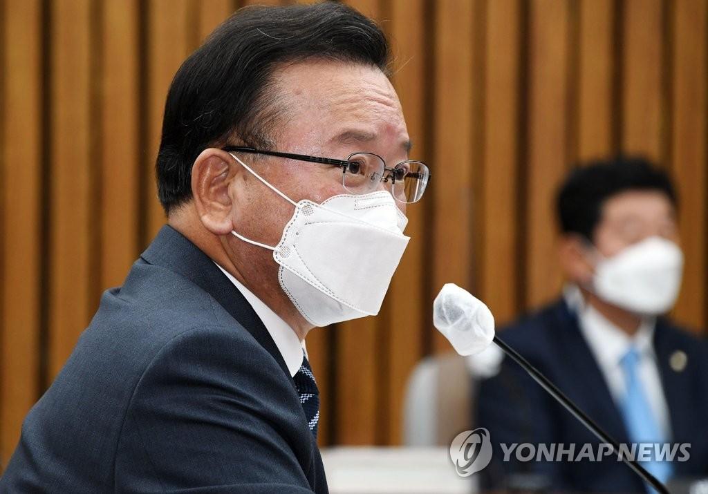 韓總理被提名人:應嚴肅處理散佈反朝傳單行為