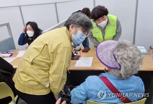 韓新冠疫苗供貨緊張有望本週起得到緩解