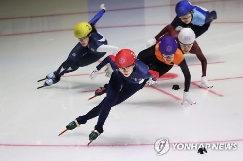 南韓短道速滑沈錫希將征戰北京冬奧會
