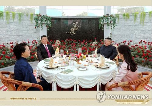 中俄領導人電賀朝鮮建政73週年