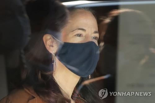 美國家情報總監海恩斯視察韓朝非軍事區