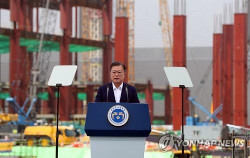 文在寅:南韓力爭2030年成為綜合半導體強國