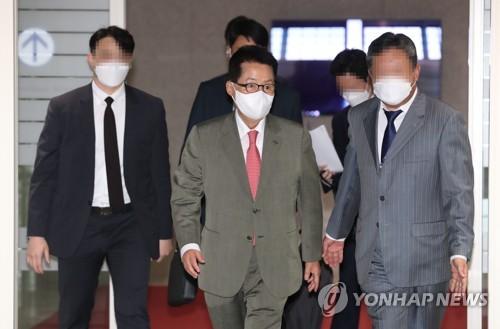 韓情報首長訪日歸來