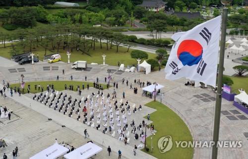 朝媒發文追悼五一八民運犧牲者